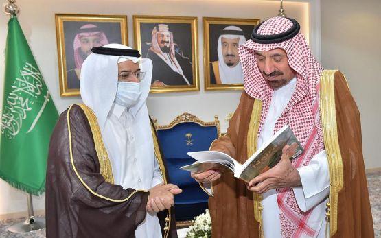 سمو أمير نجران يؤكد ضرورة توثيق تراث وثقافة مجتمع المنطقة