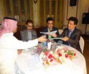 النادي يوقع اتفاقية للتعاون الثقافي