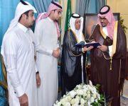 نائب أمير منطقة نجران يلتقي رئيس النادي الأدبي بالمنطقة